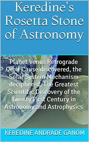 Keredine's Rosetta Stone of Astronomy: Planet Venus
