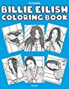 The Unofficial Billie Eilish Coloring Book