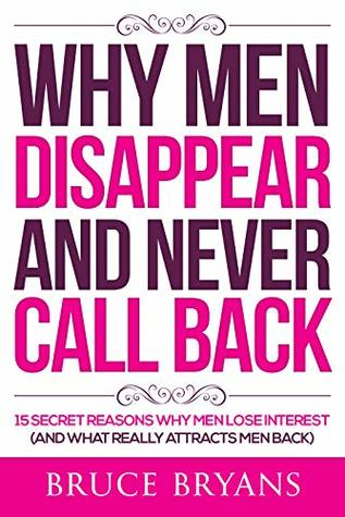 Guys and come then disappear back do why 4 Reasons