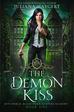 The Demon Kiss by Juliana Haygert