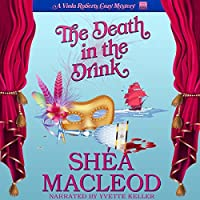 The Death in the Drink (Viola Roberts Cozy Mystery #7)