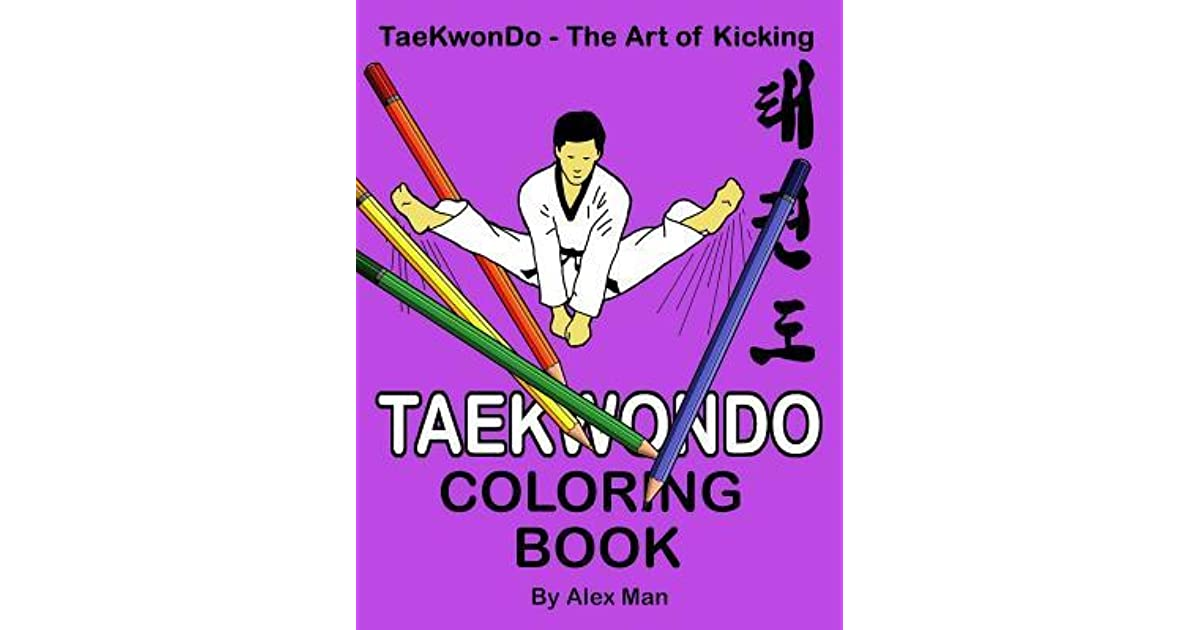 tai kwon do | tae kwon do Colouring Pages | Sports coloring pages ... | 630x1200