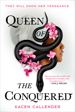 Queen of the Conquered (Islands of Blood and Storm, #1)
