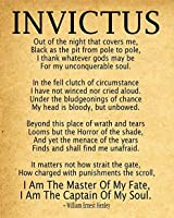 Invictus By William Ernest Henley