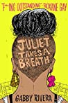 Book cover for Juliet Takes a Breath