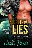 Secrets and Lies (Men of Phantom)