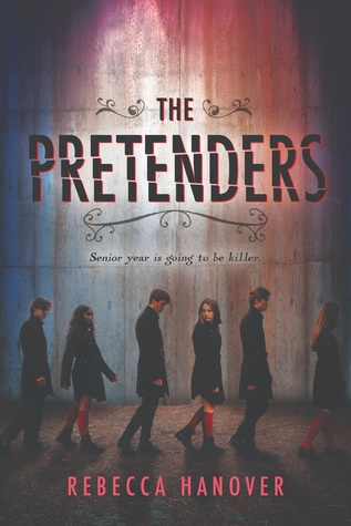 The Pretenders by Rebecca Hanover book cover