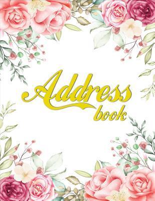 photo regarding Cute Printable Address Book named Cover E-book: Substantial Print Protect Ebook For Organizer