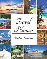 Travel Planner: vacation planner & journal with checklists
