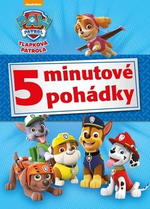 Tlapková patrola - 5minutové pohádky by Random House