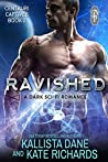 Ravished (Centauri Captives, #2)