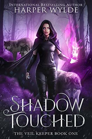 Shadow Touched (The Veil Keeper Book 1)