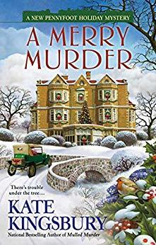 A Merry Murder (A Special Pennyfoot Hotel Myst Book 10)
