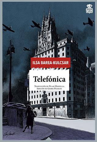 Telefónica by Ilsa Barea-Kulcsar