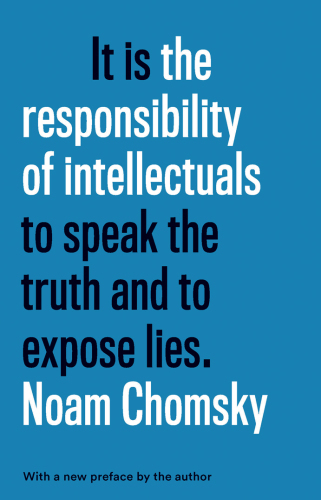 the responsibility of intellectual