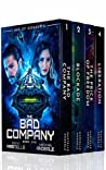 The Bad Company Boxed Set: Books 1 - 4