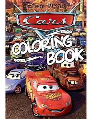 Lightning Mcqueen Coloring Book
