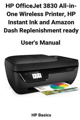 HP OfficeJet 3830 All-in-One Wireless Printer, HP Instant