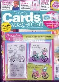 Simply Cards & Papercraft - Issue 166 2017