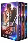The Blood Stone Riot Series: Cocktails, Rock Tales & Betrayals / One Last Shot / Wild Tonic