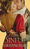 A Little Bit Sinful (The Ellinghams, #3)