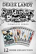 Skulduggery Pleasant: Books 1 - 12
