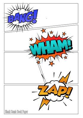 comic strip boards