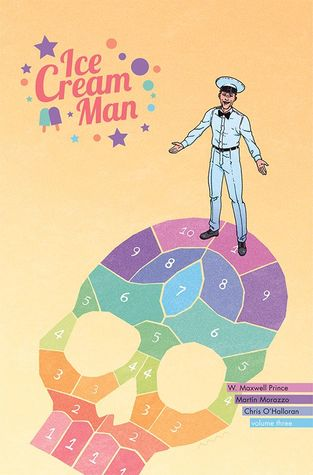Ice Cream Man, Vol. 3: Hopscotch Melange
