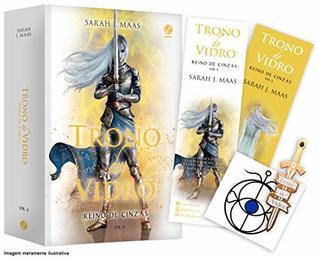 Galera Record Trono de Vidro. Reino de Cinzas - Volume 6