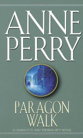 Paragon Walk by Anne Perry