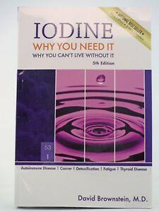 Iodine  by David Brownstein