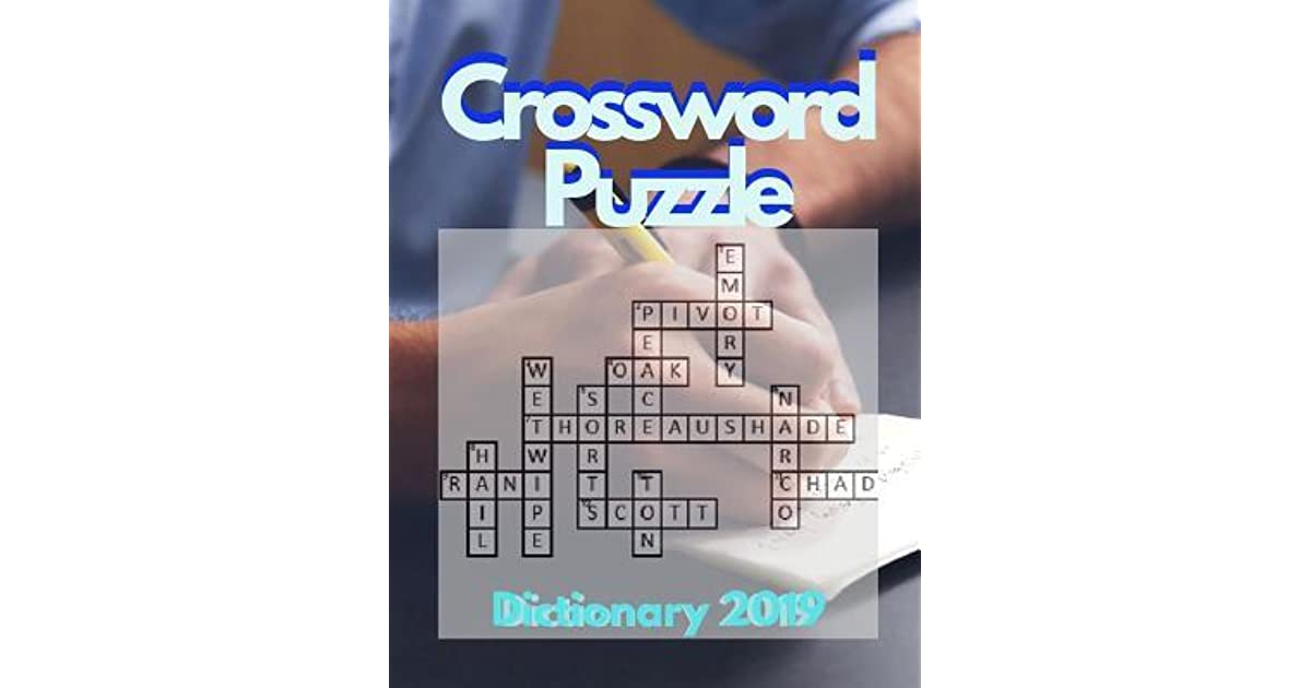 photograph relating to Usa Today Crossword Printable called Crossword Puzzle Dictionary 2019: Intellect Game titles - Crossword