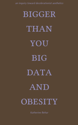 Bigger than You: Big Data and Obesity