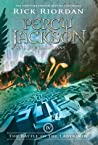Book cover for The Battle of the Labyrinth (Percy Jackson and the Olympians, #4)