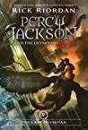 Book cover for The Last Olympian (Percy Jackson and the Olympians, #5)