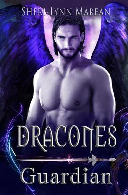 Dracones Guardian: Dark Dragon, Archangel Paranormal/Fantasy Romance