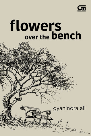 Flowers Over The Bench