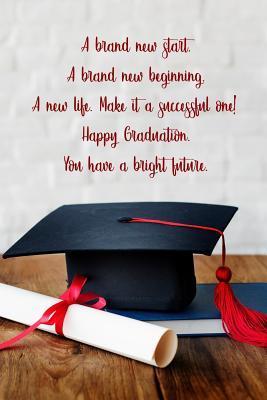 A brand new start. A brand new beginning. A new life. Make ...
