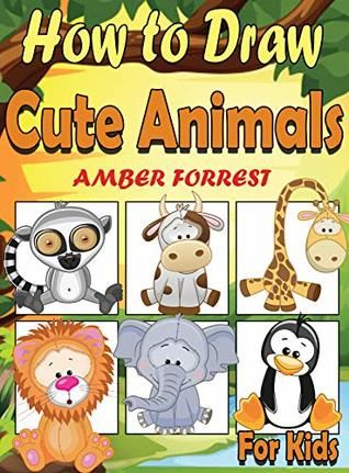 How To Draw Animals For Kids Learn To Draw Cute Animals