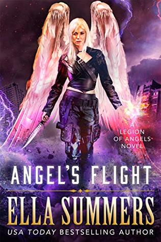Angel's Flight (Legion of Angels Book 8)