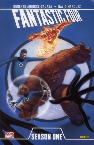 Fantastic Four Season One By Roberto Aguirre Sacasa