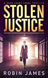 Stolen Justice (Cass Leary Legal Thriller #4)