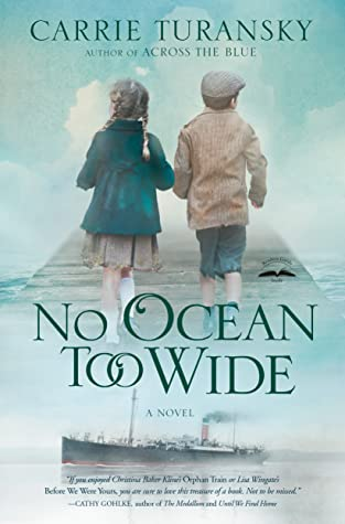 No Ocean Too Wide (McAlister Family #1)