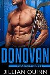 Donovan (Face-Off Series, #3)