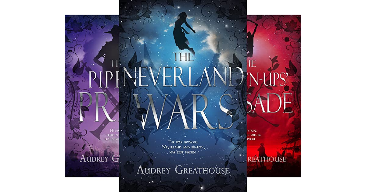 Awesome The Neverland Wars 3 Book Series By Audrey Greathouse Interior Design Ideas Grebswwsoteloinfo