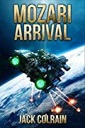 Mozari Arrival (Hammond's Hardcases Book 1)