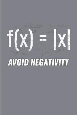 avoid negativity funny math quote journal for teachers students