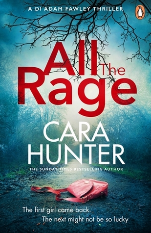 Image result for all the rage book cara hunter