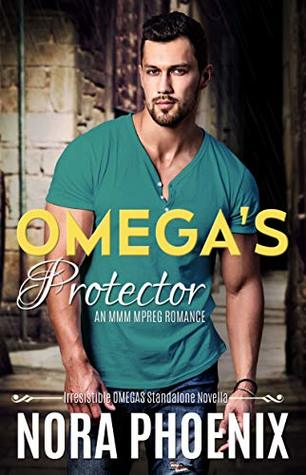 Omega's Protector (Irresistible Omegas #5.5)