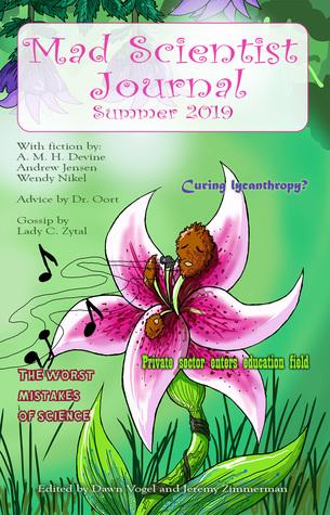 Mad Scientist Journal - Summer 2019